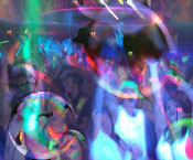 UV FOAM PARTY HIRE
