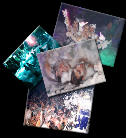 Foam party nottingham